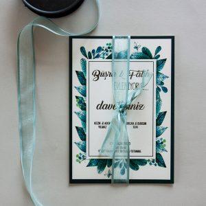 Düğün Davetiyesi Nova Davetiye 1051