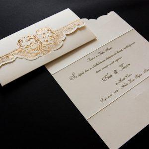 Düğün Davetiyesi Nova Davetiye 879