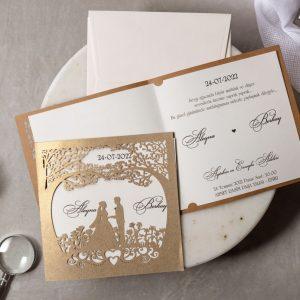 Wedding Davetiye 8325 4