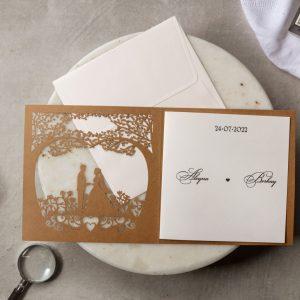 Wedding Davetiye 8325 5
