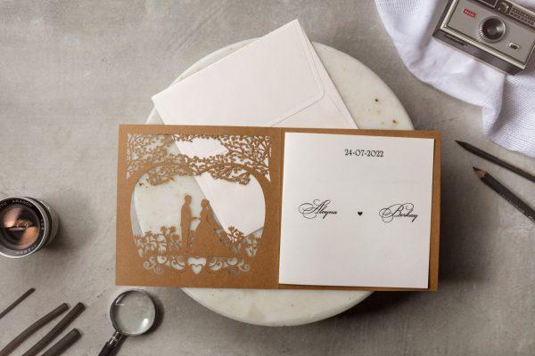 Wedding Davetiye 8325 2