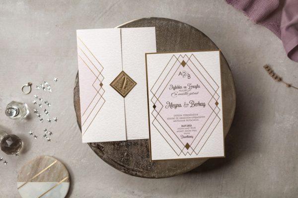 Wedding Davetiye 8384 1