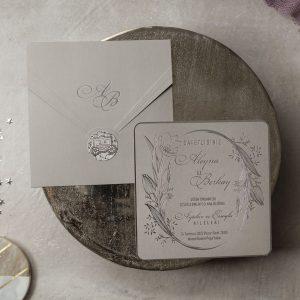 Wedding Davetiye 8399