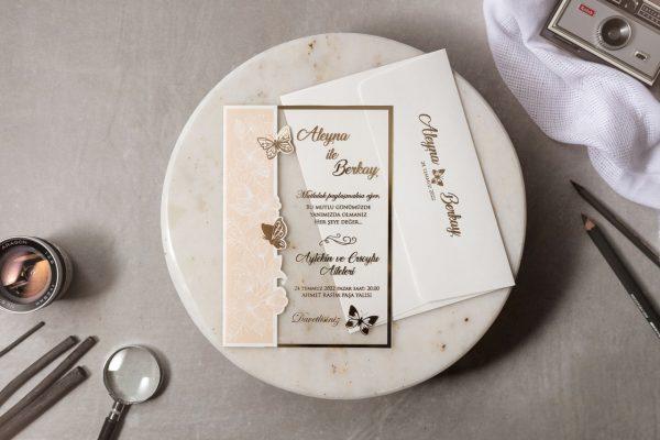Wedding Davetiye 8414 1