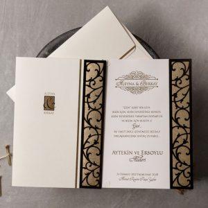 Wedding Davetiye 8435 4