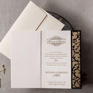 Wedding Davetiye 8435 5